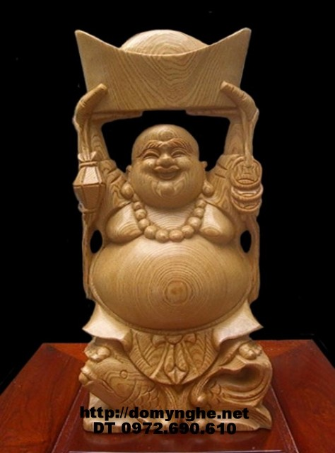 Quà tặng Tân gia Phật Di Lặc DL09