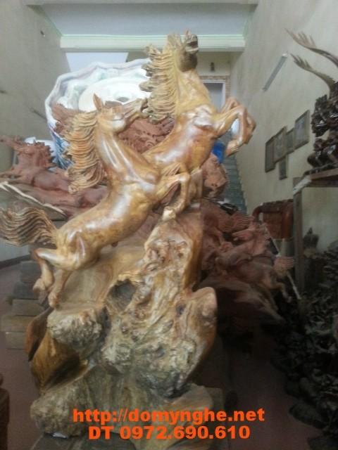 Đồ gỗ mỹ nghệ, Song Mã SM01
