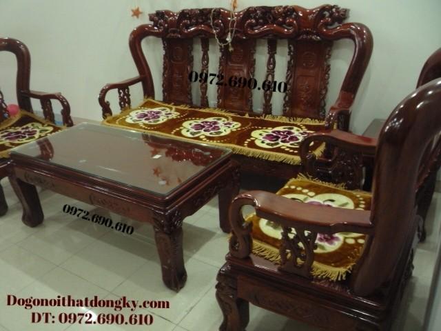 Bộ bàn ghế minh quốc đào đẹp giá rẻ B94