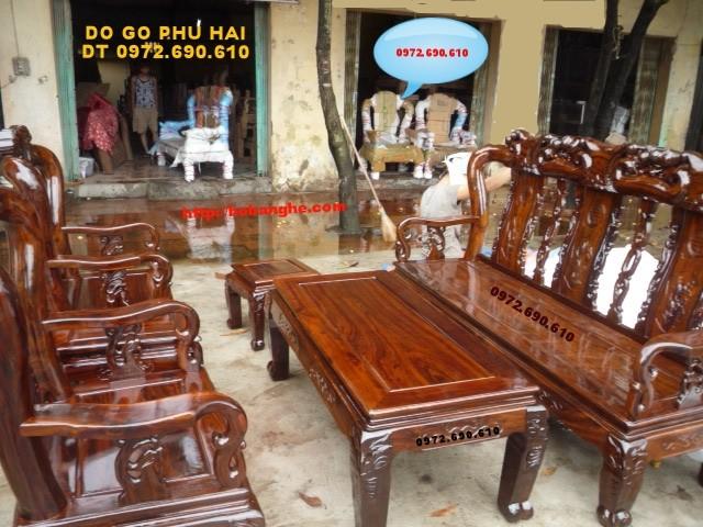 Bộ bàn ghế đẹp kiểu minh quốc QDCV5