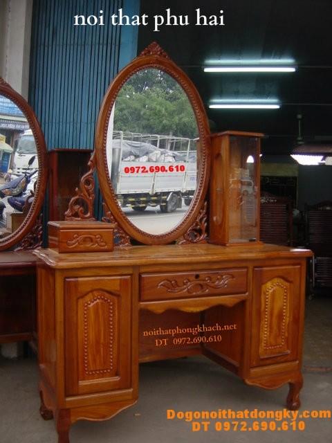 Tủ phấn ,dogodongky.net.vn ,Bàn trang điểm BP20