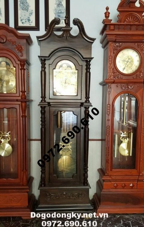 Đồng hồ quả lắc, quà tặng, quà biếu xếp DH-108