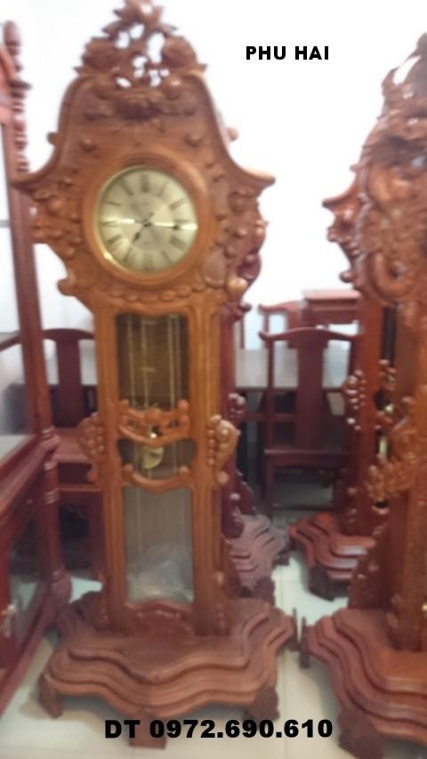 Đồng hồ cổ máy Hàn quốc giá rẻ DH.52