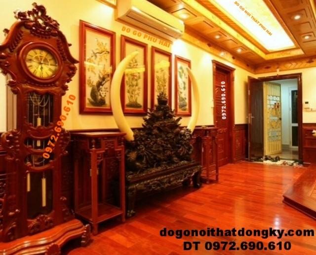 Nơi SX Đồng hồ đẹp, giá rẻ do go Phu Hai DH66
