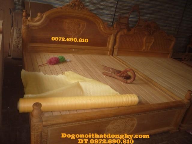 Giường ngủ đẹp cho căn phòng đẹp GN27