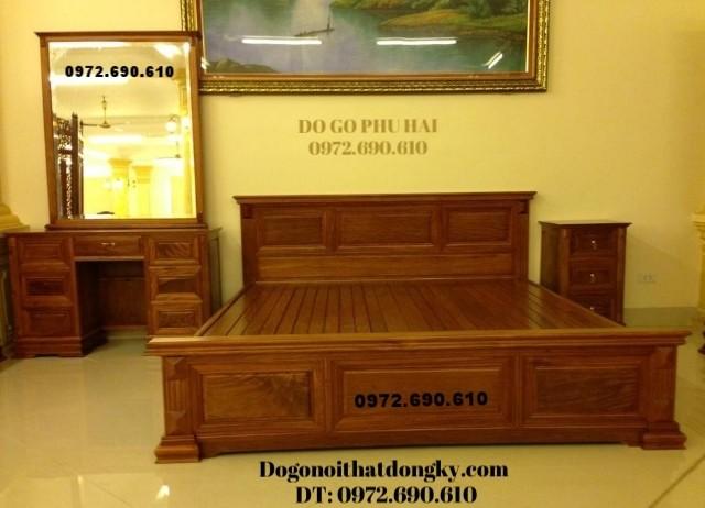 Bán Giường ngủ đẹp dogodongky.net.vn GN45