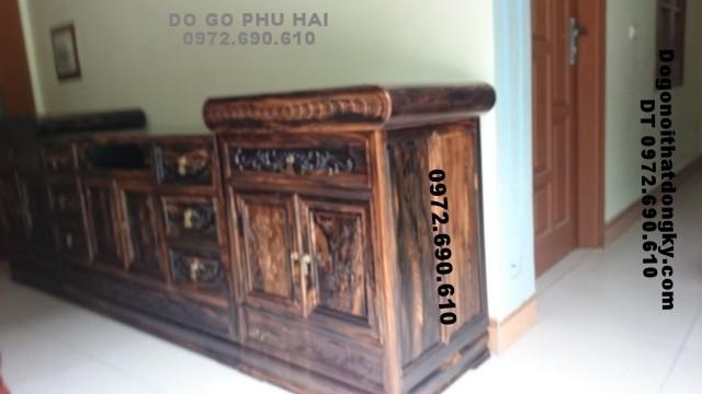 Đồ gỗ đồng kỵ, Kệ trưng bày tivi, Kệ tivi KTV.16