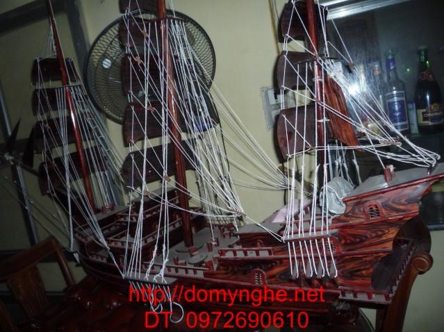 Quà tặng ý nghĩa Thuyền Buồm TB01