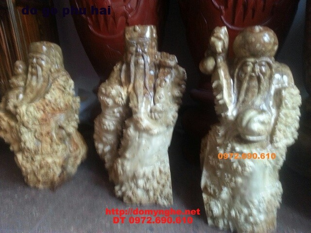 Bộ tam đa gỗ Ngọc nghiến, Gỗ Nu nghiến TĐ1
