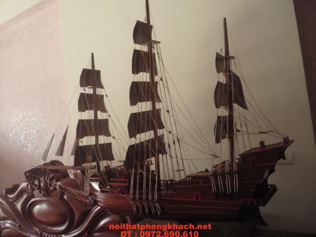 Thuyền Buồm Quà tặng lãnh đạo TB03