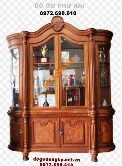 Bán Tủ rượu đẹp, Tủ rượu đồng kỵ TR19