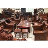 Bàn ghế gỗ đẹp Kiểu dáng hiện đại Bobanghedep.com B.314