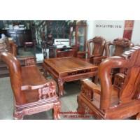 Bán Bộ bàn ghế gỗ đồng kỵ quốc voi V12 B95
