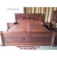 Giường ngủ mẫu đẹp, giường gỗ đẹp và sang GN.71