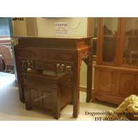 Bộ Bàn Thờ, Tủ Thờ Xinh Xắn Cho Nhà chung cư nhỏ ST.162