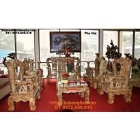 Gỗ nu nghiến ( Ngọc nghiến ) – Đồ gỗ Nội thất của Đại gia