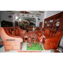 Bộ bàn ghế Hộp Kiểu Đài Loan Gỗ Hương HT4