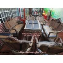 Đồ gỗ cao cấp Bộ bàn ghế phòng khách Louis L5