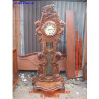 Đồng hồ Cửu Rồng máy điện tủ ĐH17