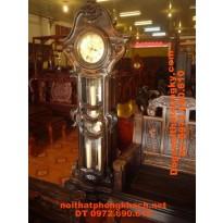 Đồng hồ cây Gỗ Mun Kiểu cổ ĐH37