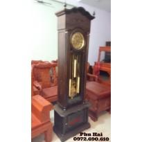Đồng hồ đẹp gỗ gụ giá rẻ kiểu cổ DH.50