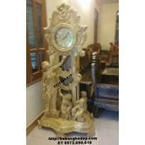 Đồng hồ gỗ nu nghiến, Đồng hồ thiên thần DH54