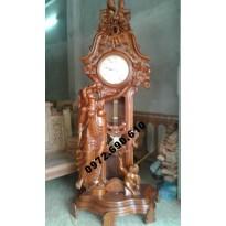 đồng hồ quả lắc đẹp, đồng hồ kiểu thiên thần DH62