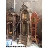 Đồng hồ cây gỗ mun giá tốt nhất dogodongky.net.vn DH-71