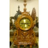 Quà tặng sếp: Đồng hồ để bàn mẫu đẹp DH.86