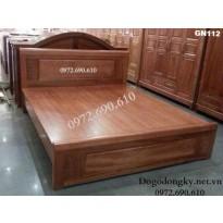 Mẫu giường gỗ giá rẻ nhất