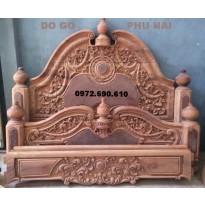 Giường ngủ đẹp mẫu siêu hiếm có dogodongky.net.vn GN62