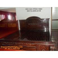 Giường ngủ đẹp giá rẻ đồ gỗ đồng kỵ GN32