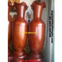 Lộc bình gỗ hương Cao 160cm dogodongky.net.vn LB38
