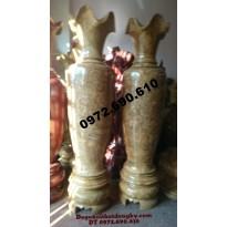 Lộc bình gỗ nu nghiến Cao 1.6m dogodongky.net.vn LB38