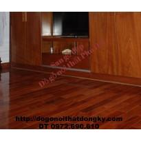 Sàn gỗ đẹp, Nắp đặt sàn nhà gỗ hương chuyên nghiệp SG3