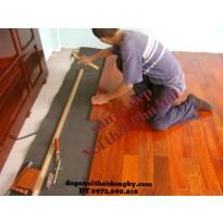 Thi công và nắp đặt sàn gỗ tự nhiên (Gỗ hương, Gỗ căm xe, Gỗ pomu) SG4