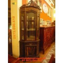 Đồ gỗ nội thất ,Tủ góc để rượu TG6