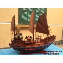 Thuyền buồm đẹp quà tặng ý nghĩa TB05