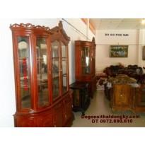 Mẫu Tủ Rượu đẹp, Tủ trưng bày rượu TR13
