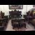 Bộ bàn ghế đẹp hiếm có cho Đại gia, Bộ Tam Đa gỗ mun B.224