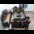 Bộ bàn ghế gỗ mun hoa mẫu chạm Lân đỉnh B.230
