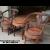 Bộ bàn ghế bàn trà cho nhà nghỉ hạng sang B.239