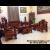 BỘ BÀN GHẾ GỖ ĐẸP Mẫu Mới Cho Biệt thự rộng B-255