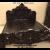 GIƯỜNG GỖ MUN, giường ngủ gỗ đẹp cho đại gia GN-97