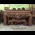Mẫu Bàn Thờ Đẹp Chạm Dơi Thọ Đồ Gỗ Phú Hải Sx ST.145