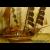 Thuyền Buồm Gỗ Đẹp, Quà Tặng Mỹ Nghệ Ý Nghĩa TB-7